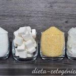 El azúcar en la dieta cetogénica