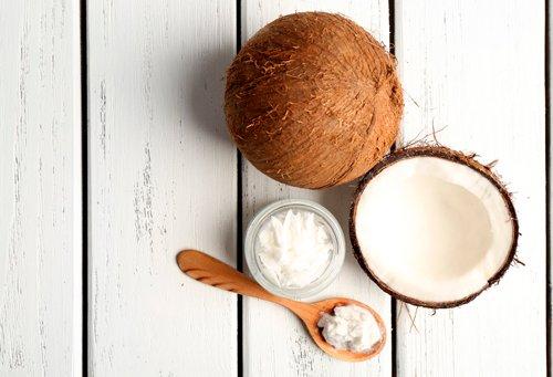 Coco en la dieta cetogénica