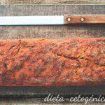 Receta de pan keto con harina de almendras